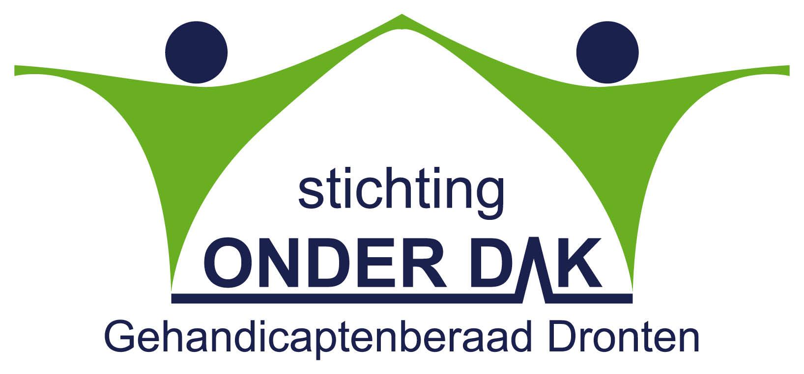 Logo Stichting Onder Dak Gehandicaptenberaad Dronten